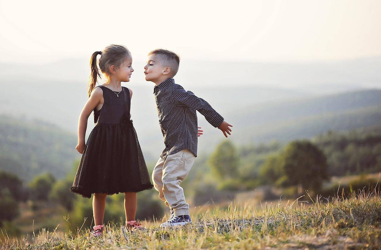 barnets sociala utveckling