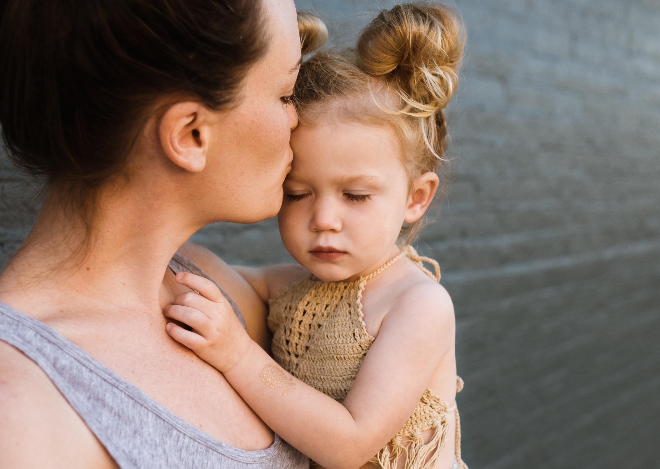 barns självkänsla utvecklas i relationer