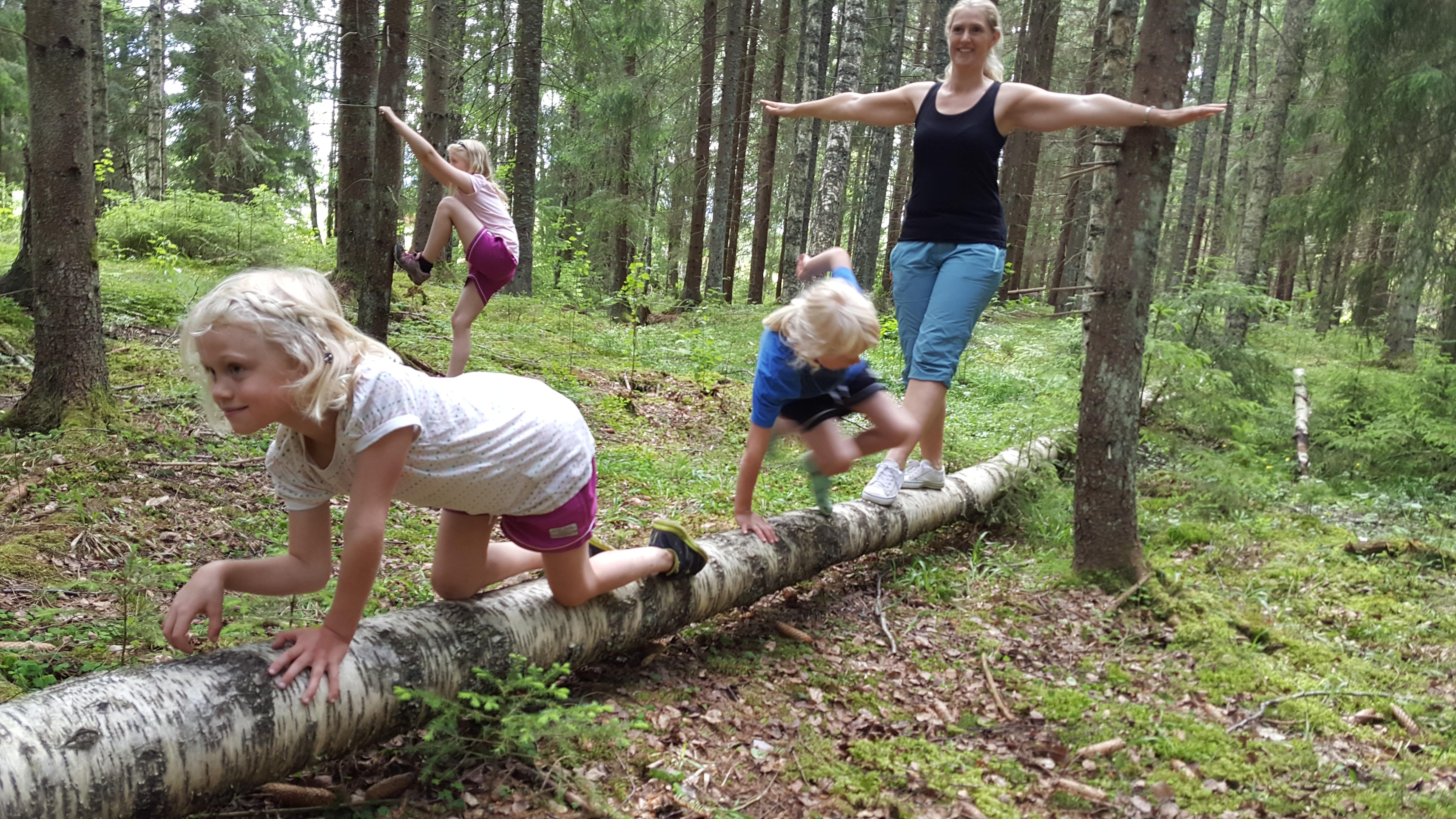 uteaktiviteter med barn