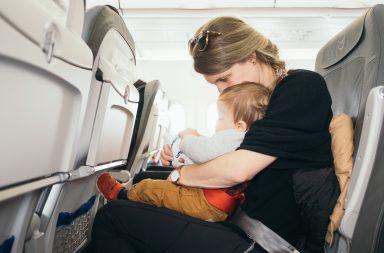 resa med små barn