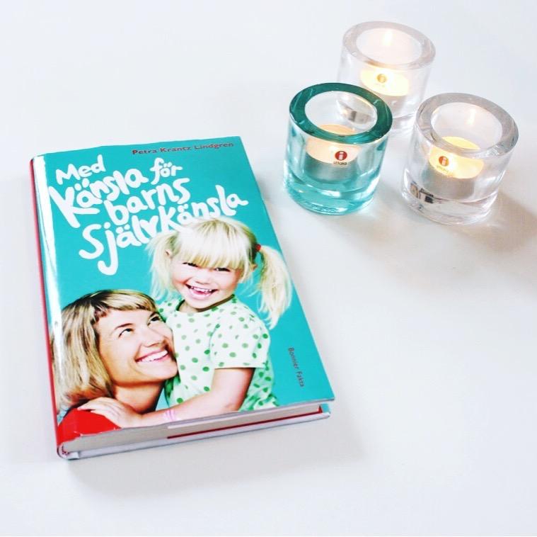 bokrecension av boken med känsla för barns självkänsla