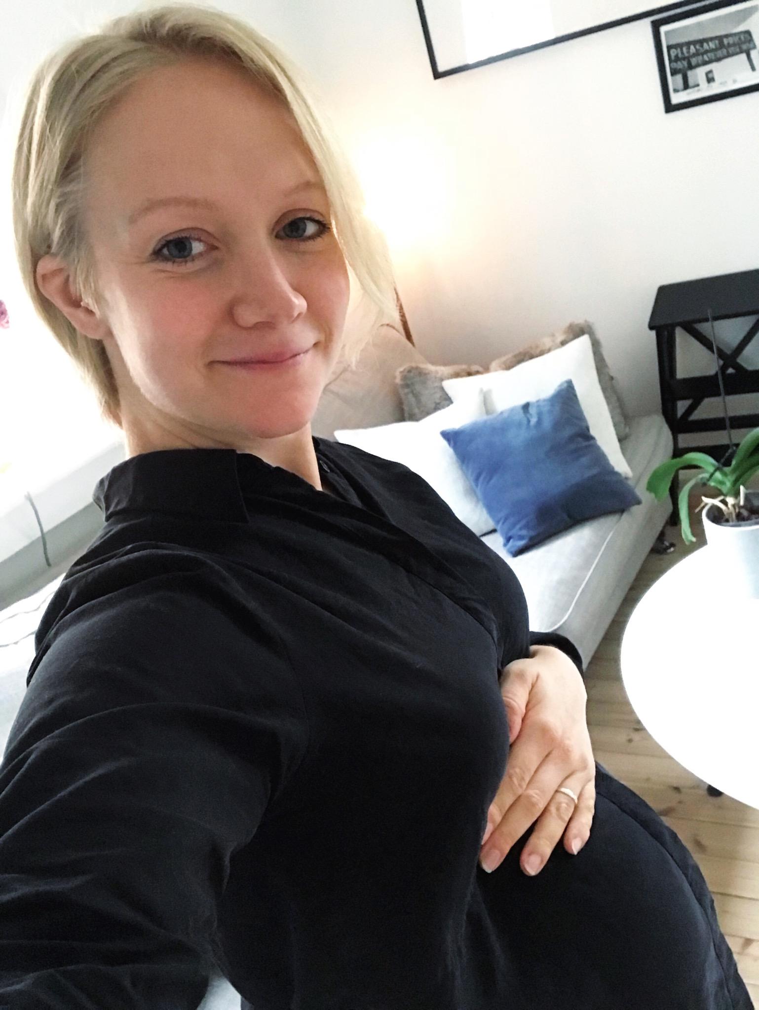 gravid vecka 27