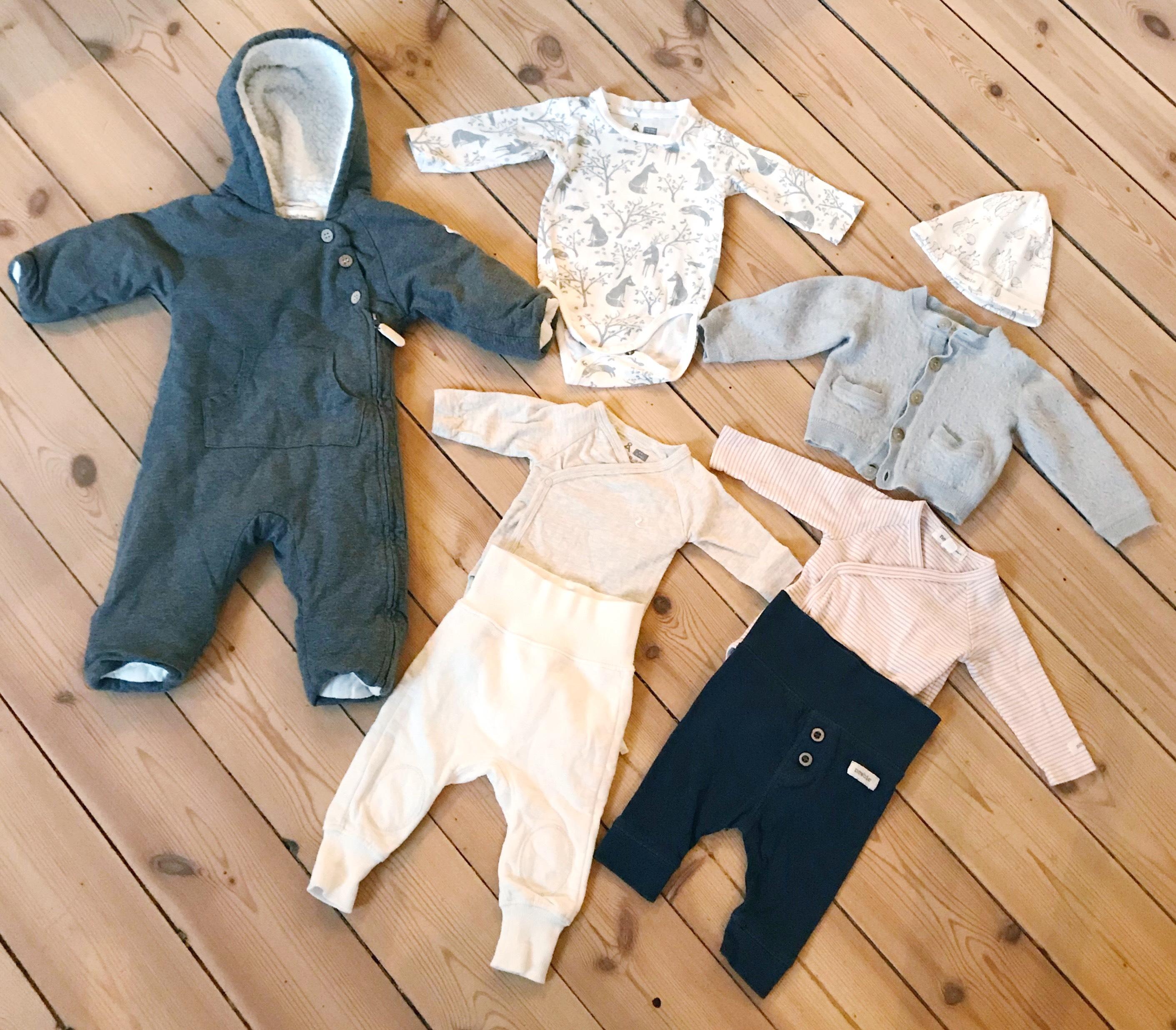 bebiskläder