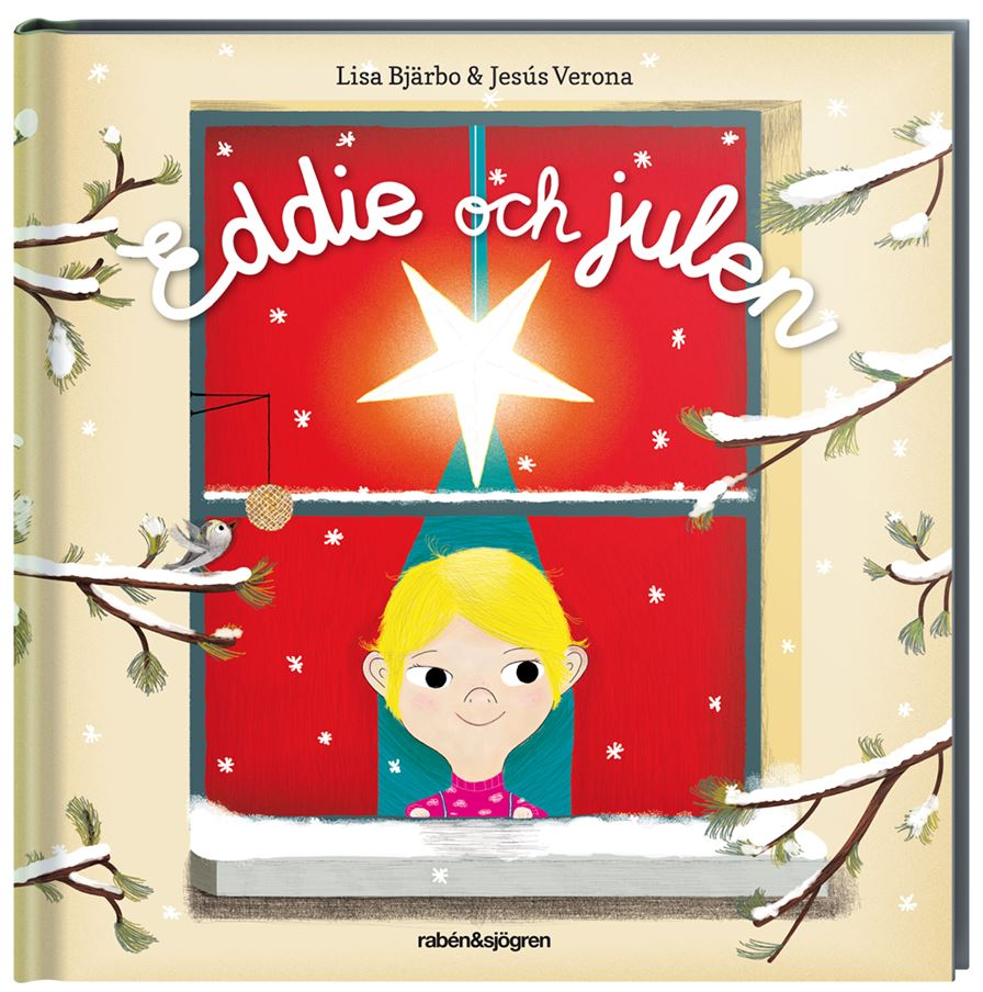 barnbok om julen