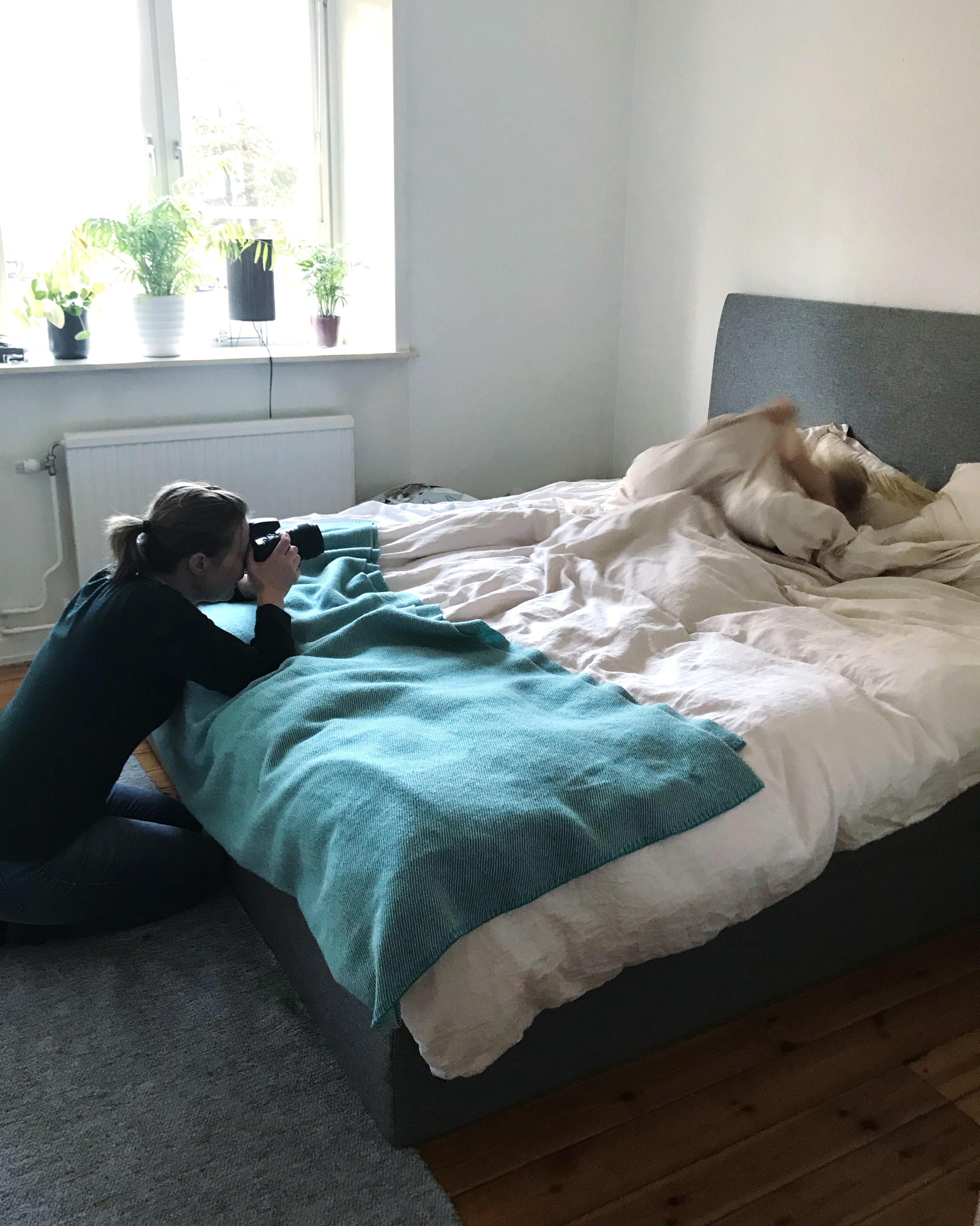 familjefotografering hemma