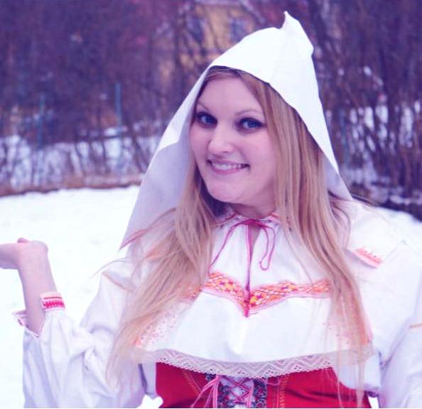 Madeleine Stenberg