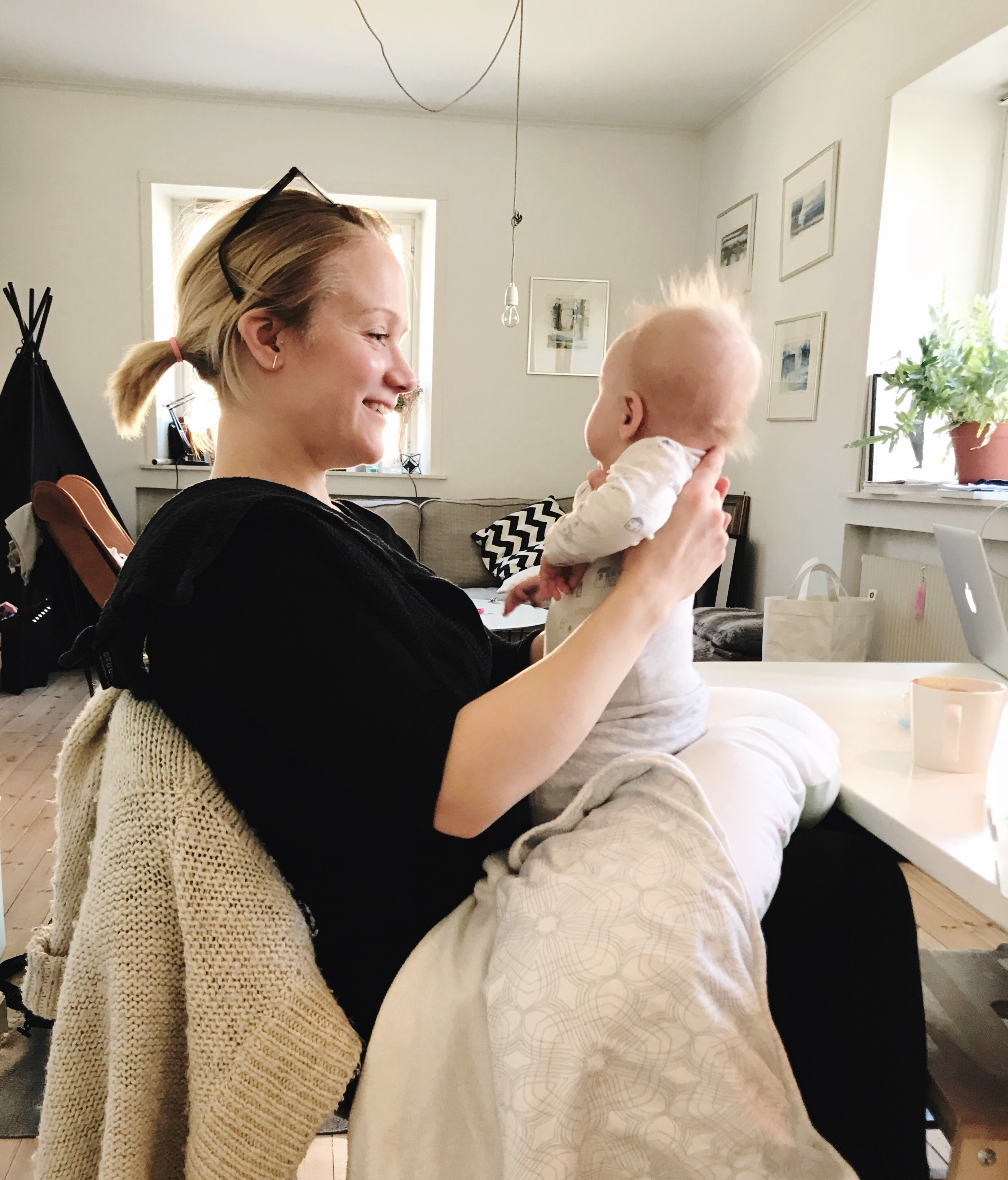 rutiner med bebis