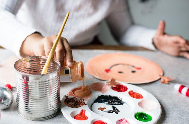 Därför är kreativitet viktigt i barns liv – 5 tips för att stödja utvecklingen