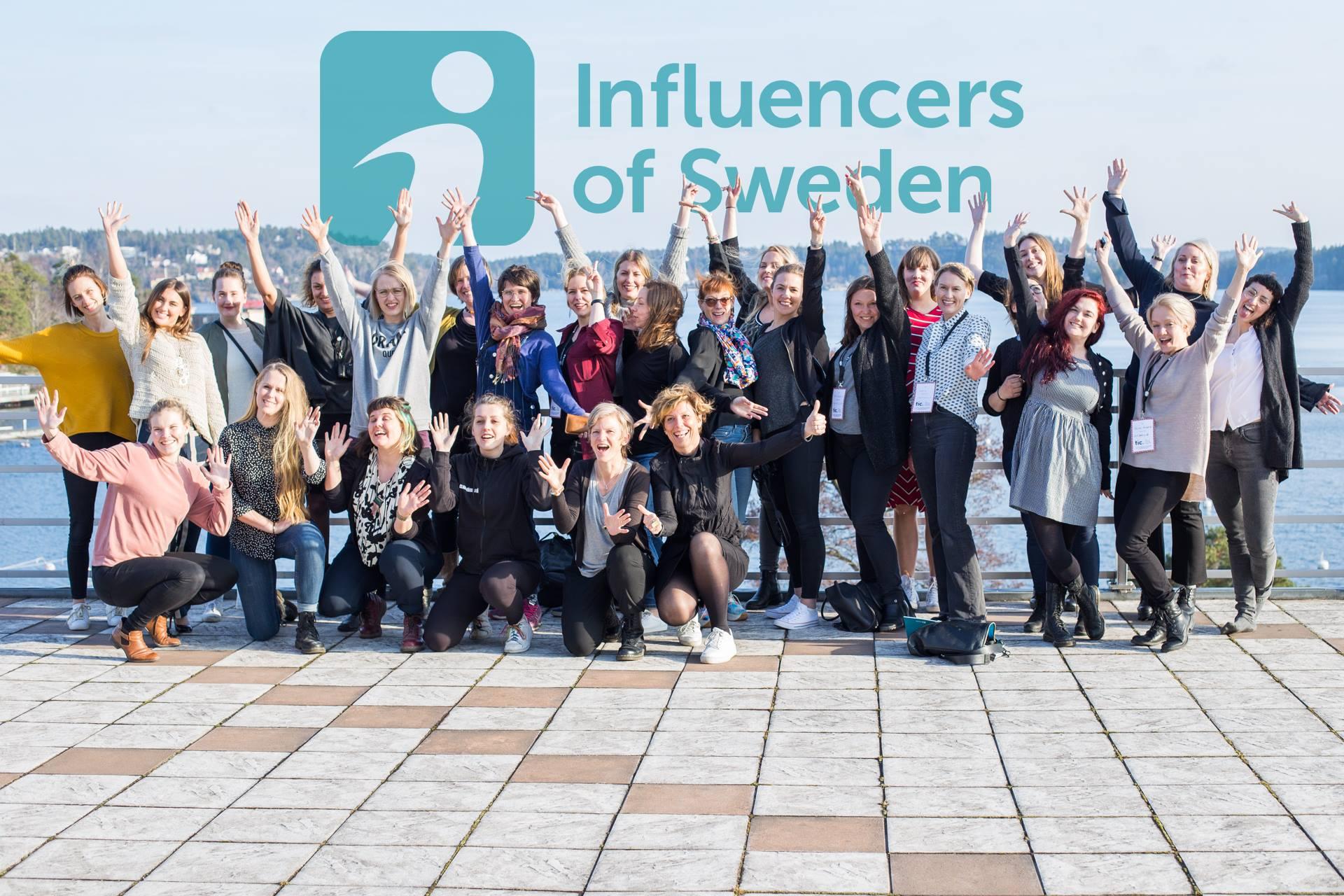 influencers of sweden
