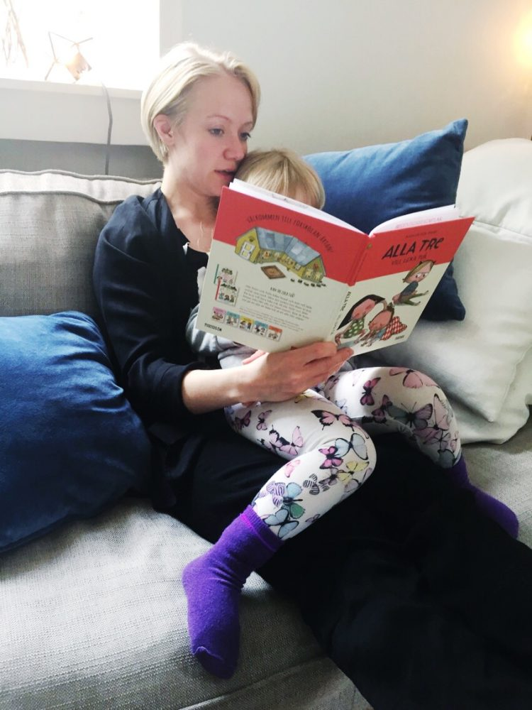 läsa för barn