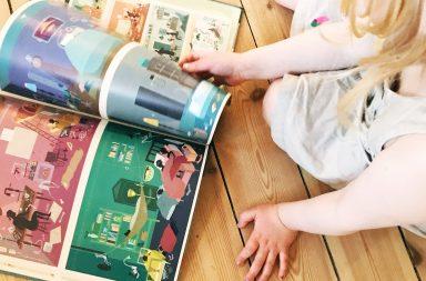 pedagogiska barnböcker