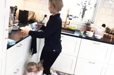tvåbarnsförälder