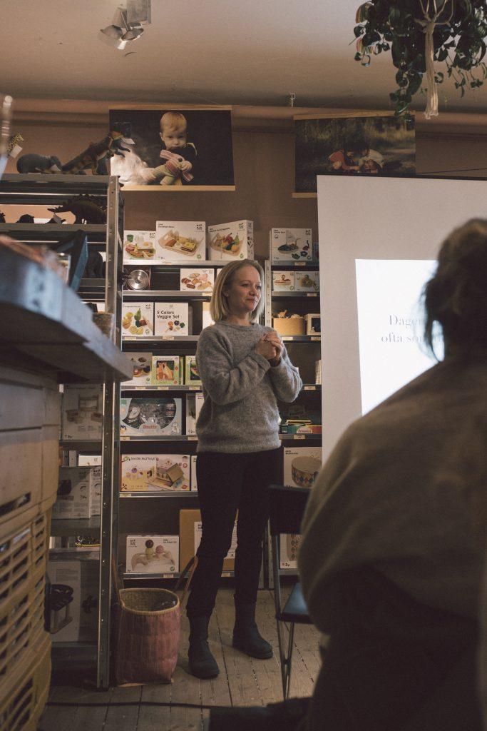 Paulina Gunnardo föreläsning