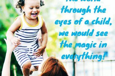 genom barns ögon