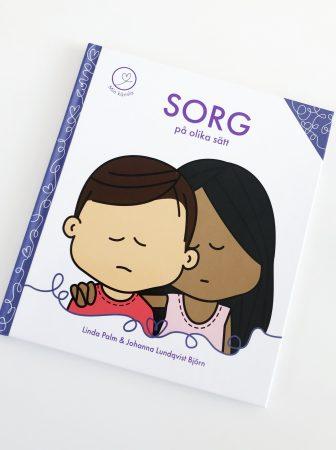 barnbok om sorg
