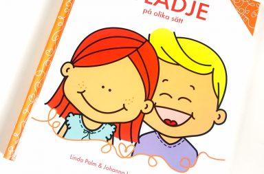 barnbok om glädje